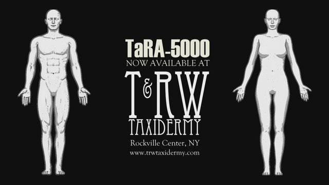 T&RW Taxidermy - Winter 2014 Campaign