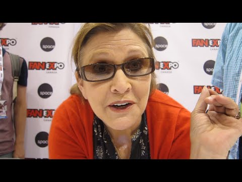 ULTIMATE Carrie Fisher (Princess Leia from Star Wars) TRIBUTE