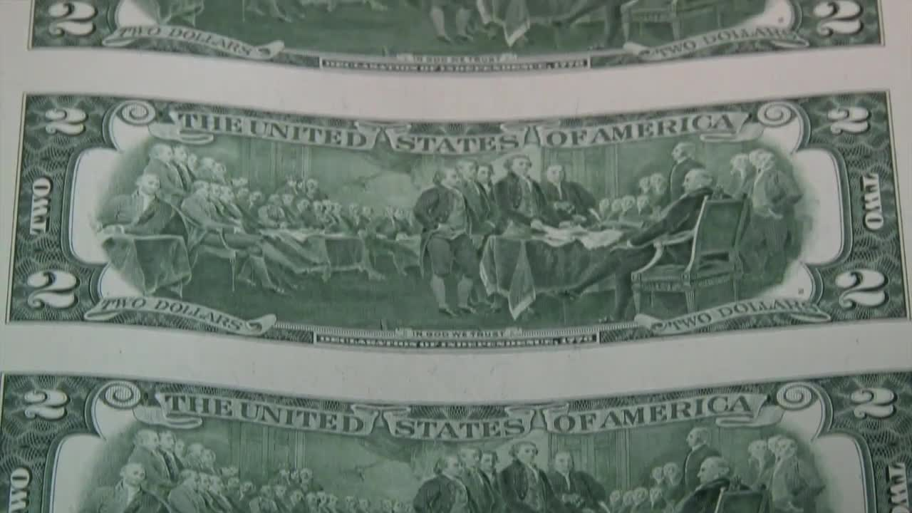 The Two Dollar Bill Documentary TRAILER