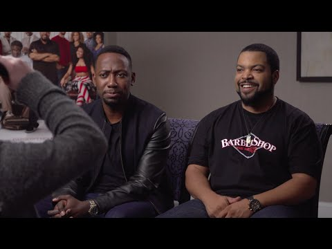 ICE CUBE and LAMORNE MORRIS Interview