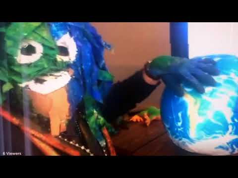 "Swampy,""The Living Wetland"" Earth Day Address"