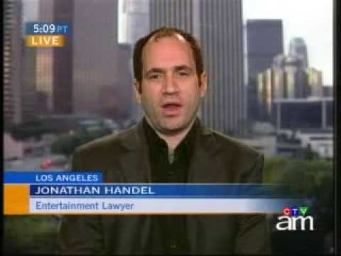Canadian Television (CTV) - WGA strike ends - 2-13-2008