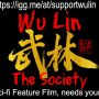 Wu Lin - The Society Scifi Action Independent Film
