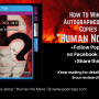 PopHorror Presents POETrope's 'Human No More: The Feature' Blu-Ray Giveaway! - PopHorror