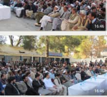 Oath taking ceremony held at Swat Cirle