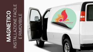 adesivi magnetici per auto stampa online
