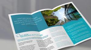 brochure pieghevole stampa alta qualità