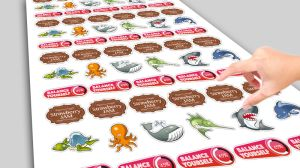 stampa online le tue etichette adesive personalizzate