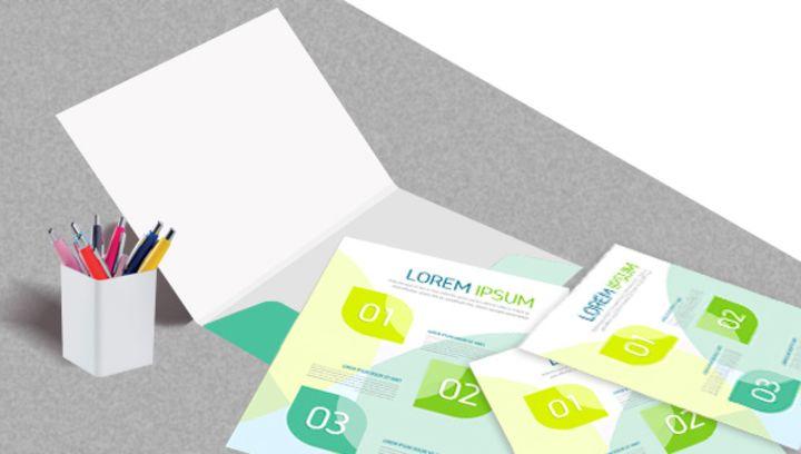 cartelline personalizzate stampa online