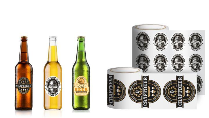 etichette birra