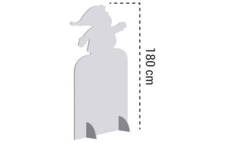 Altezza 180 cm