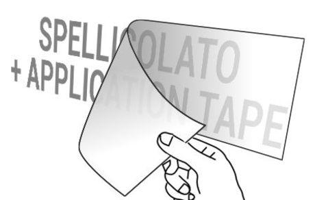 Spellicolato + Application Tape