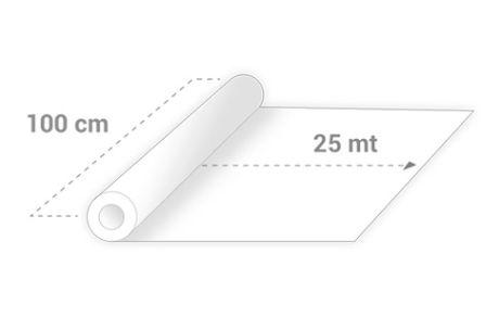 Bobina TNT - Altezza 100 Cm - Lunghezza 25 Metri