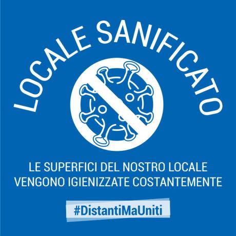Locale sanificato