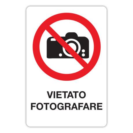 Vietato fotografare