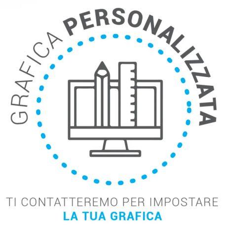 Grafica personalizzata gratuita
