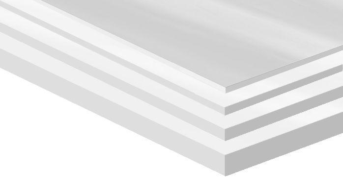 Foglio In Pvc Trasparente 300x100 Cm Spessore 0,5 Mm