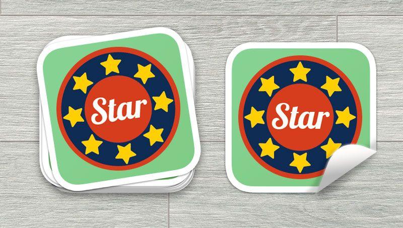stickers antiscivolo per pavimenti stampa personalizzata