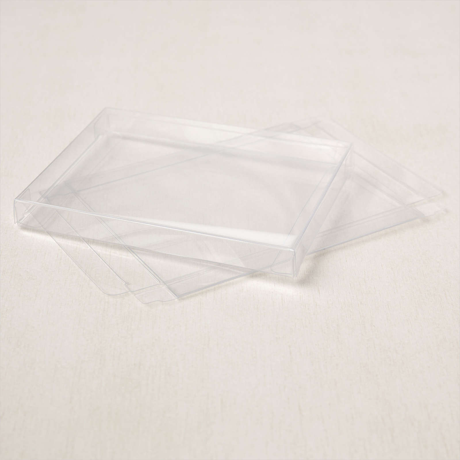 ACETATE CARD BOXES