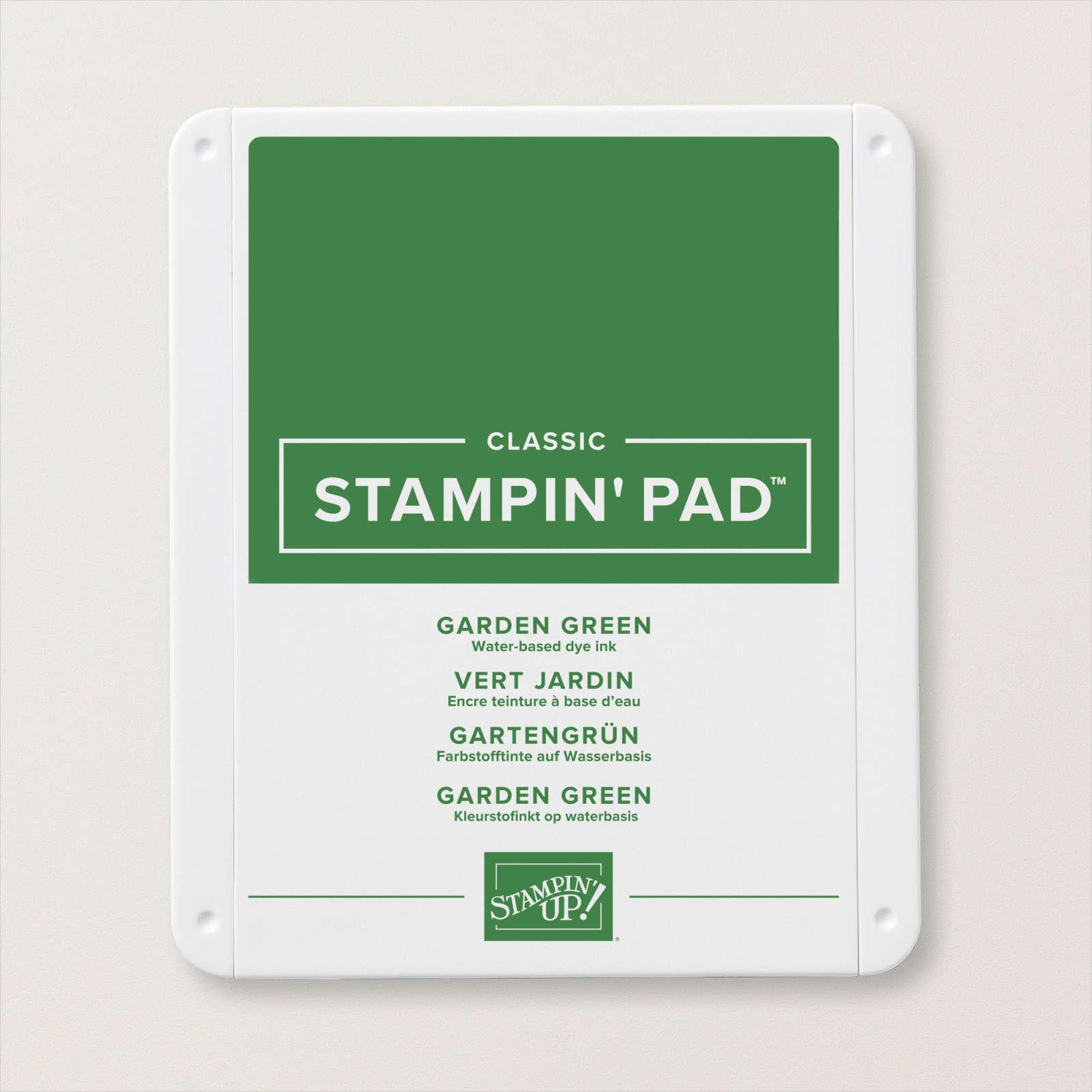 Stampin'pad Vert jardin