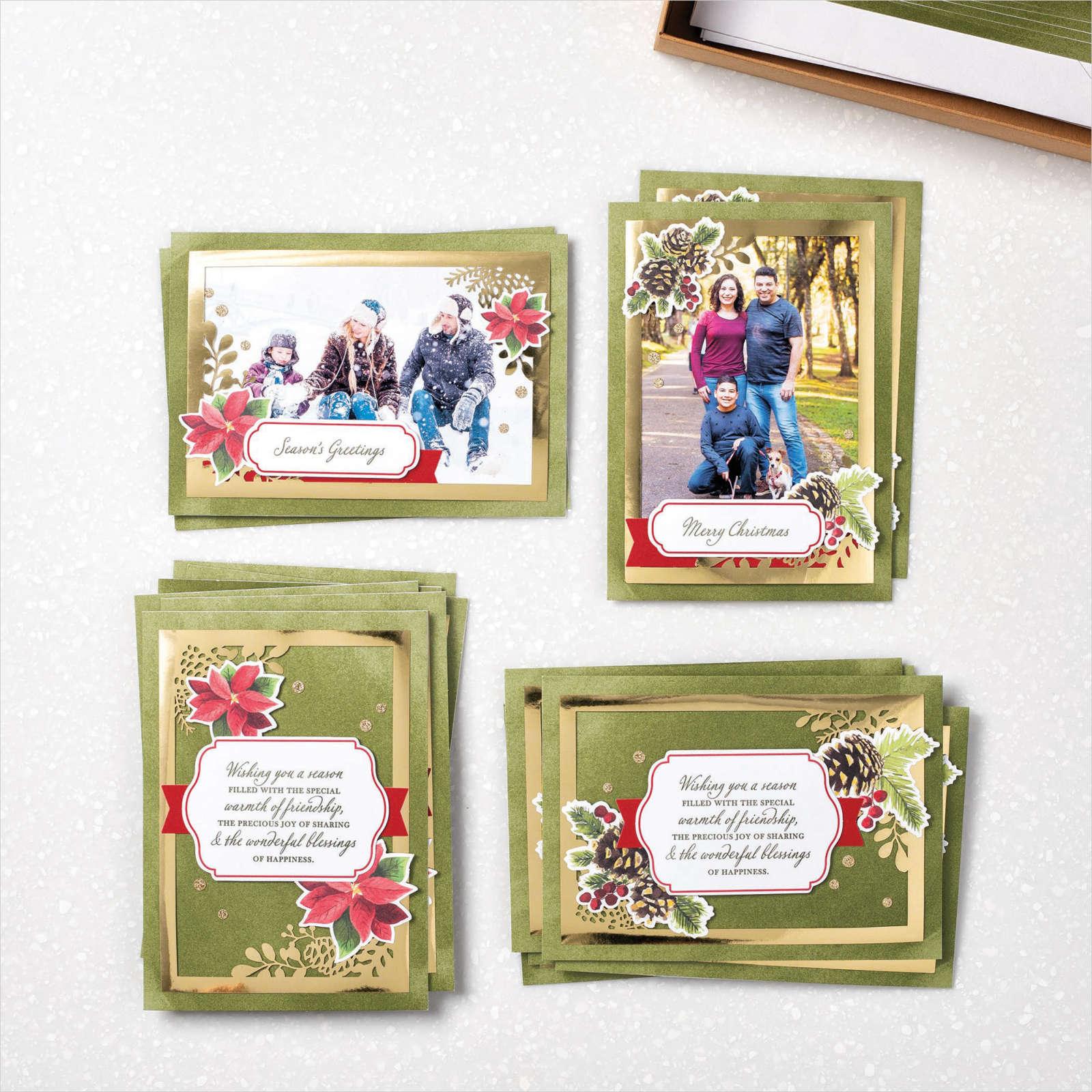 JOY OF SHARING CARD KIT (ENGLISH)