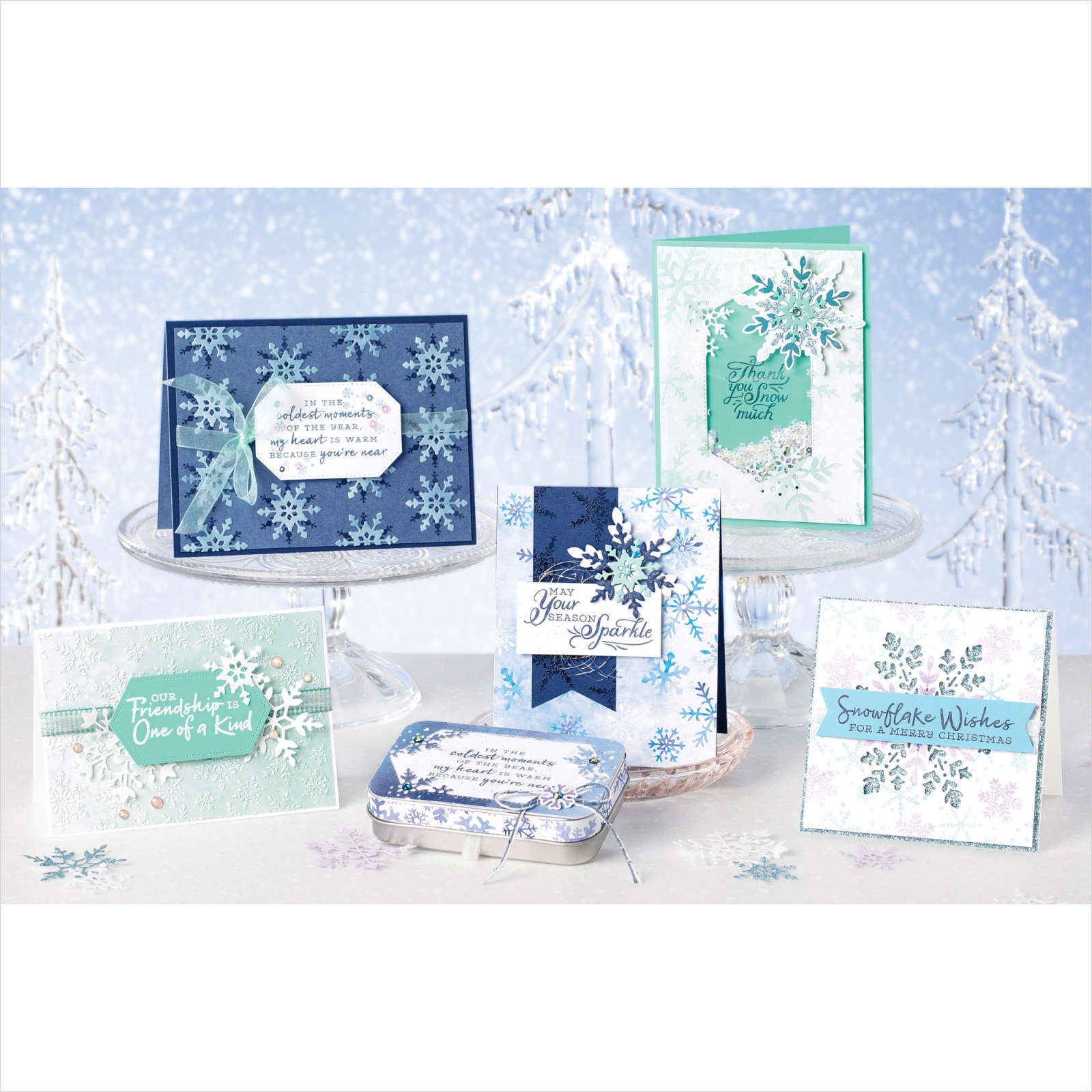 SNOWFLAKE WISHES BUNDLE (ENGLISH)