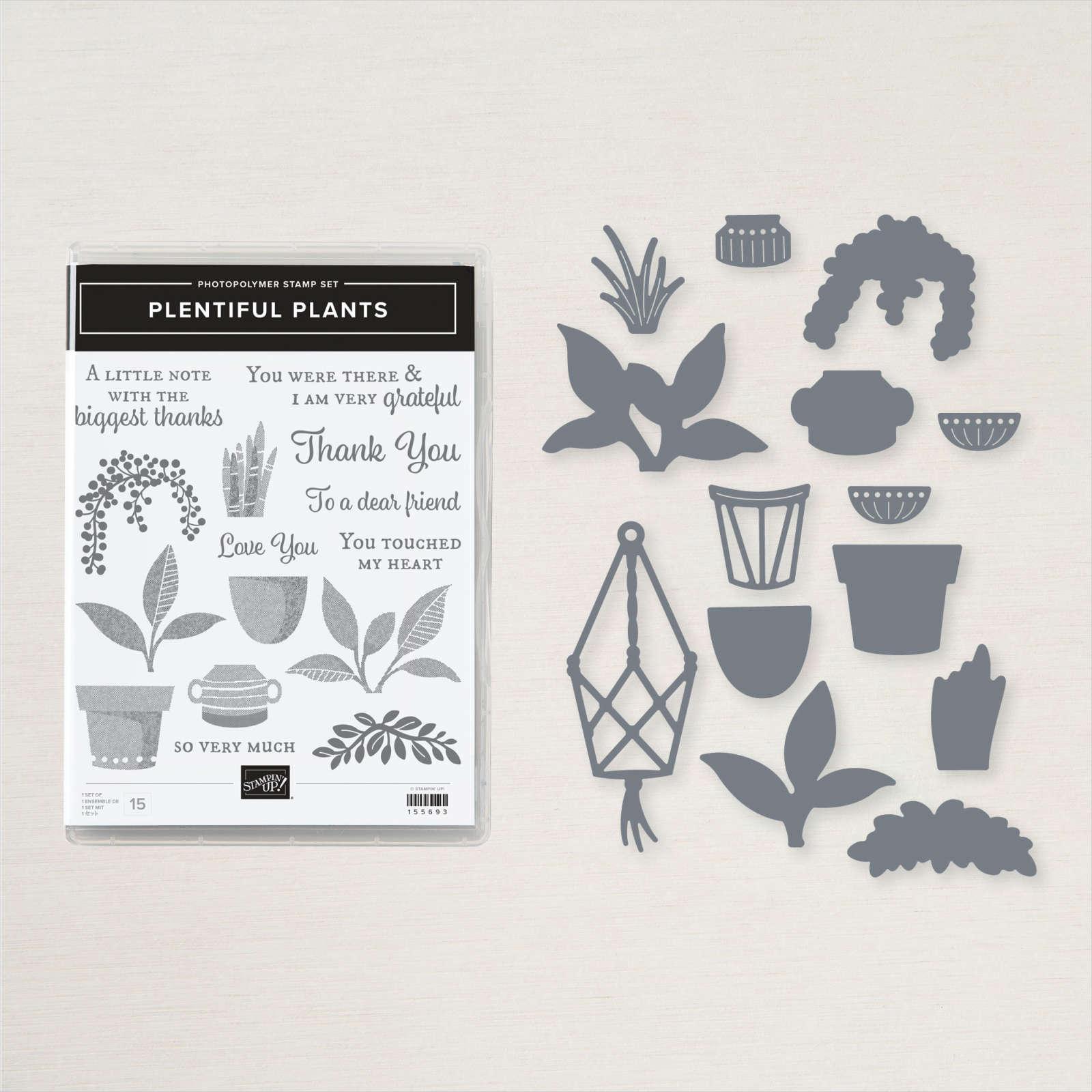 PLENTIFUL PLANTS BUNDLE (ENGLISH)