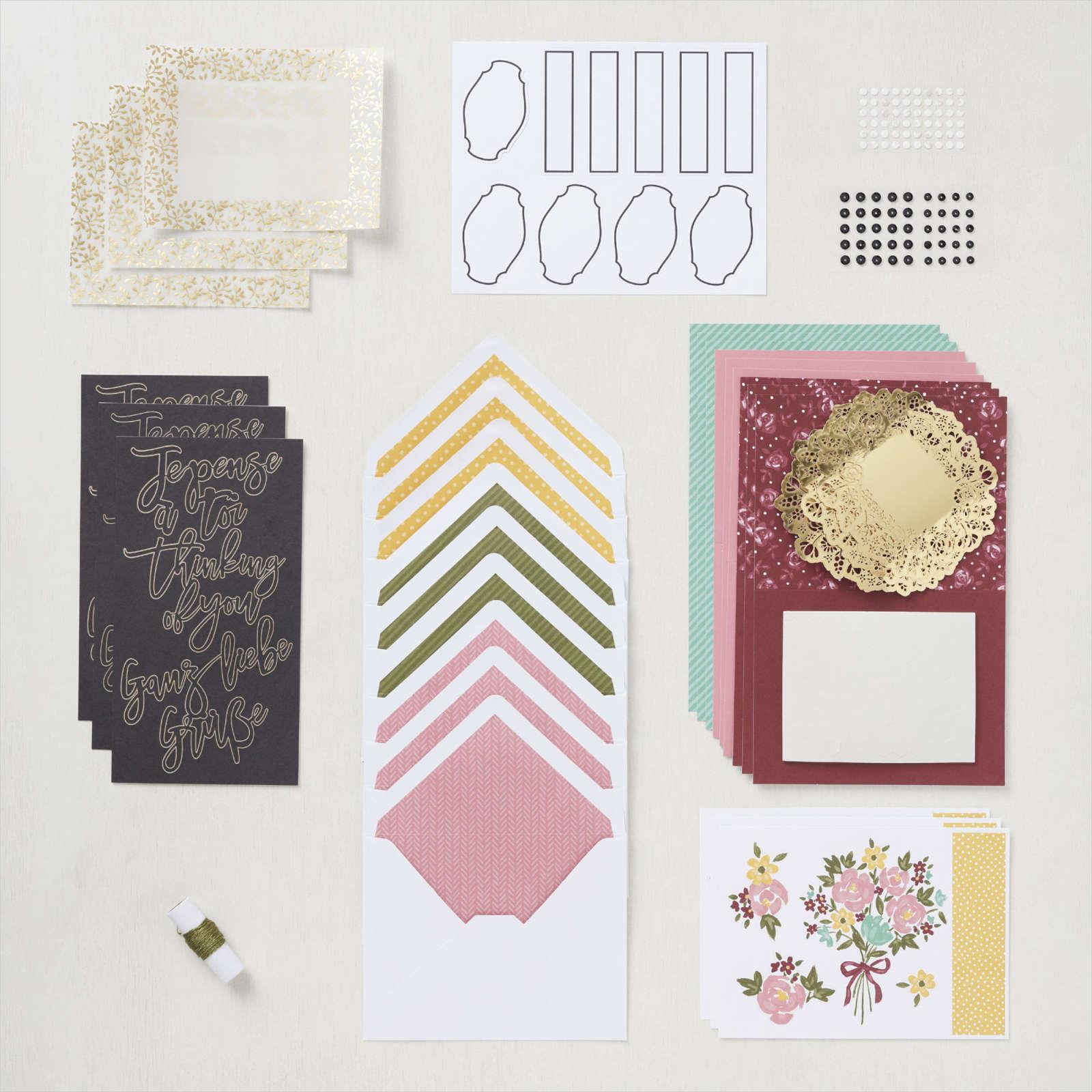 Bouquet Of Hope Paper Pumpkin Kit Refill