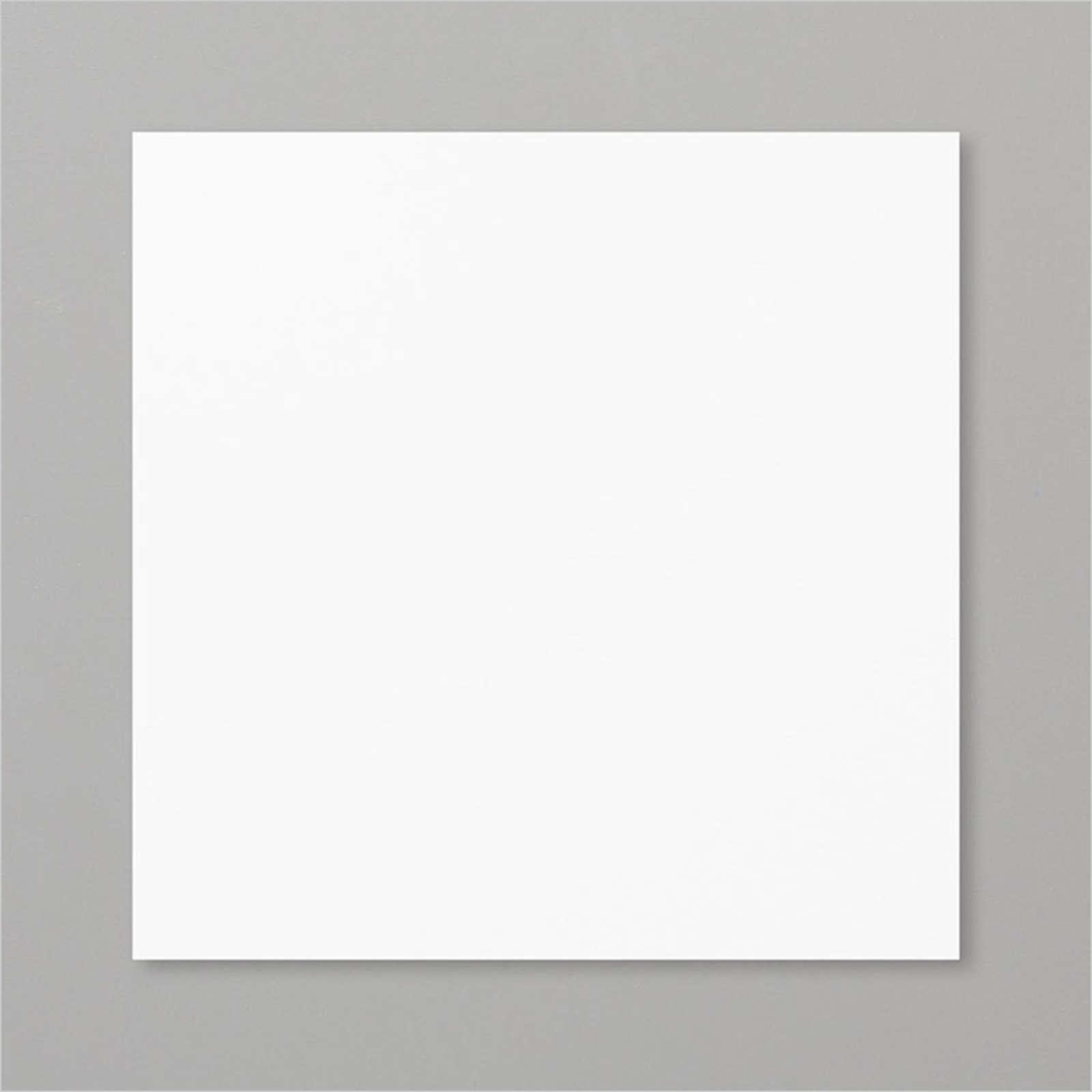 "WHISPER WHITE 12"" X 12"" (30,5 X 30,5 CM) CARDSTOCK"