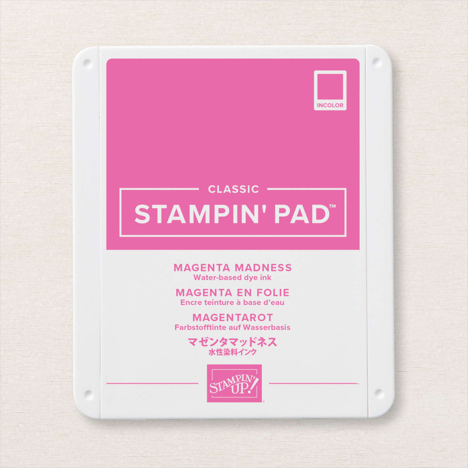 MAGENTA MADNESS CLASSIC STAMPIN' PAD