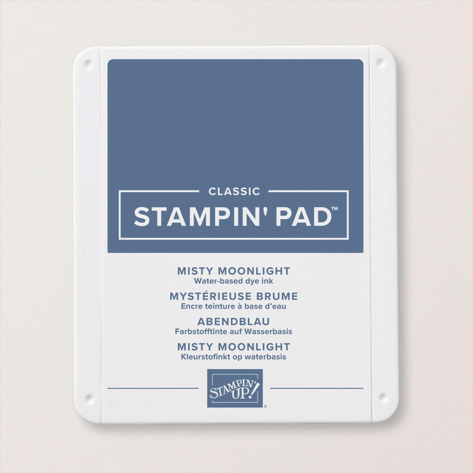 MISTY MOONLIGHT CLASSIC STAMPIN' PAD