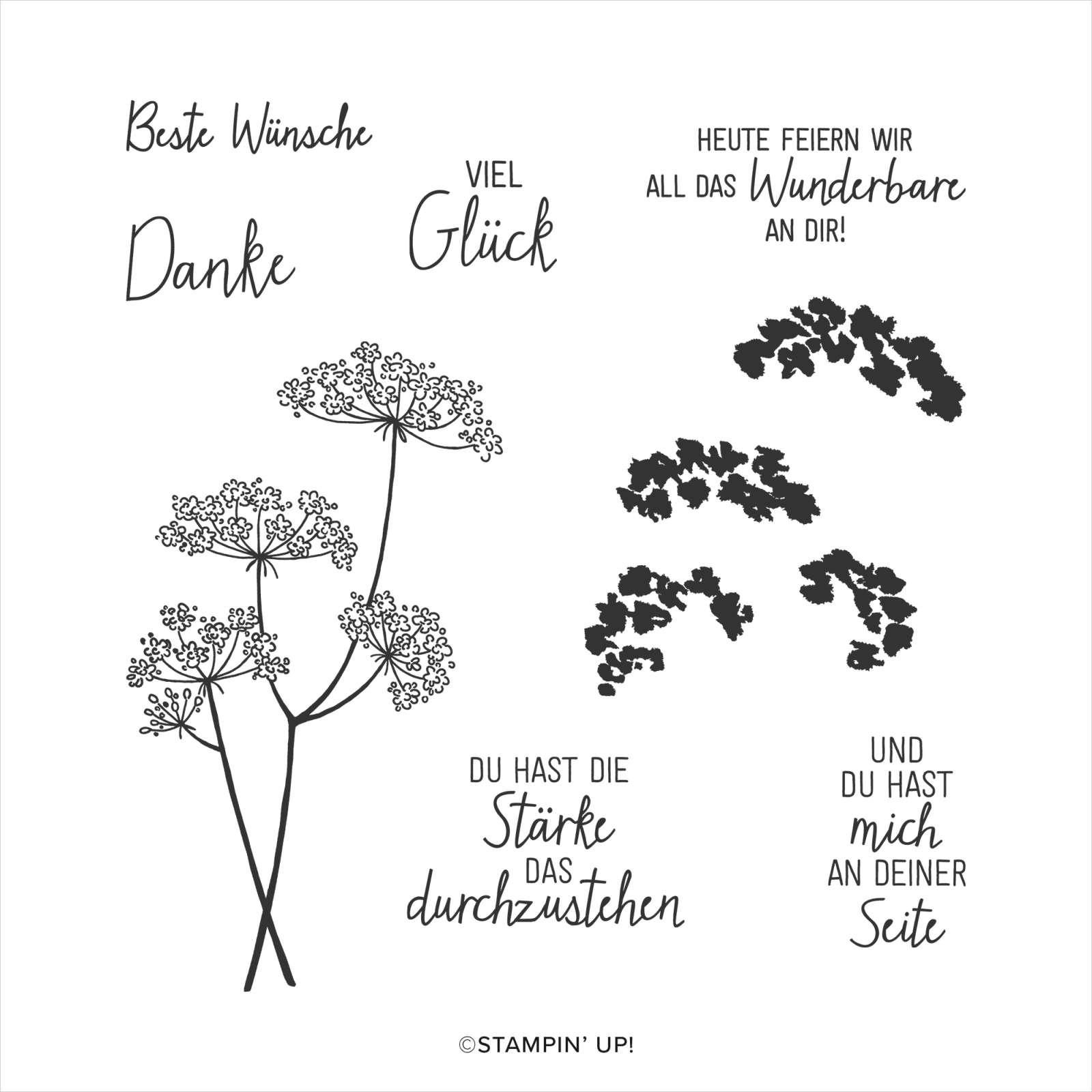 STEMPELSET KLARSICHT WIESENGLÜCK (DE)