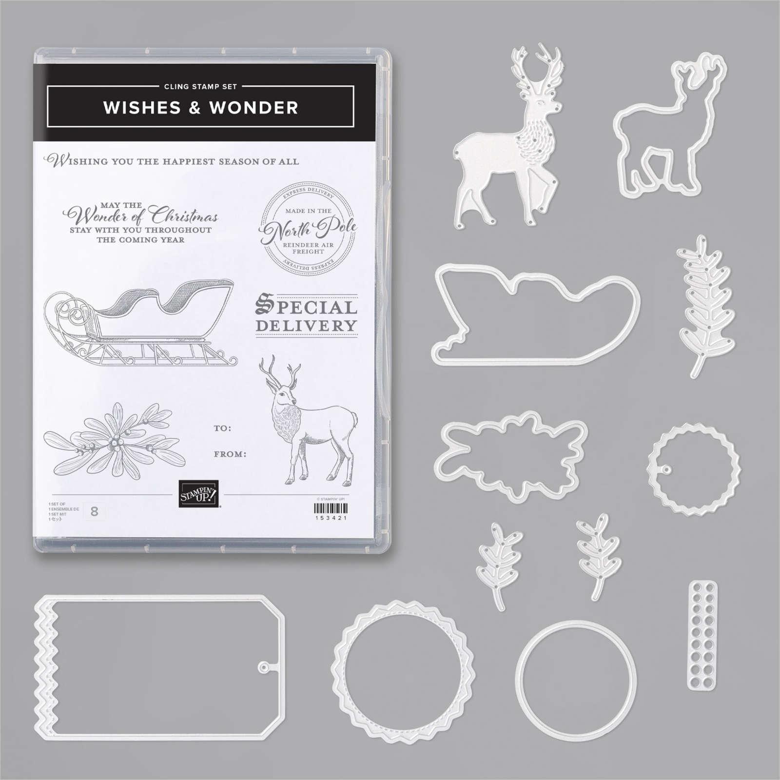 WISHES & WONDER BUNDLE (ENGLISH)