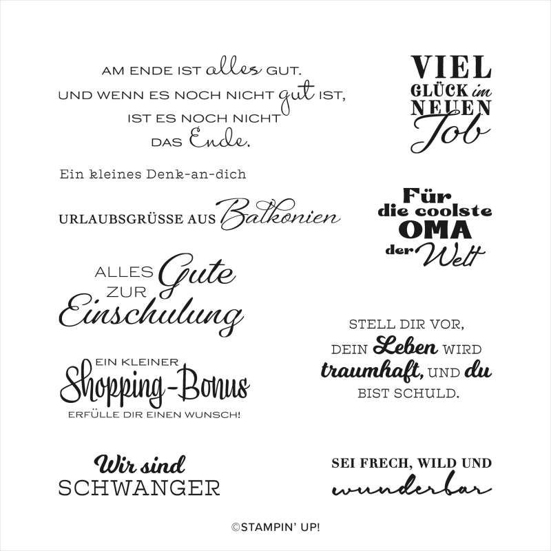Sale-a-Bration bei Stampin' Up! 1