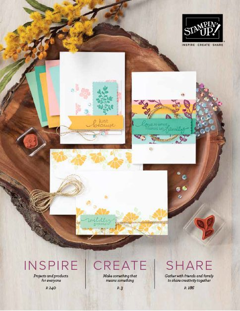 Stampin' Up! 2020-2021 Catalogue