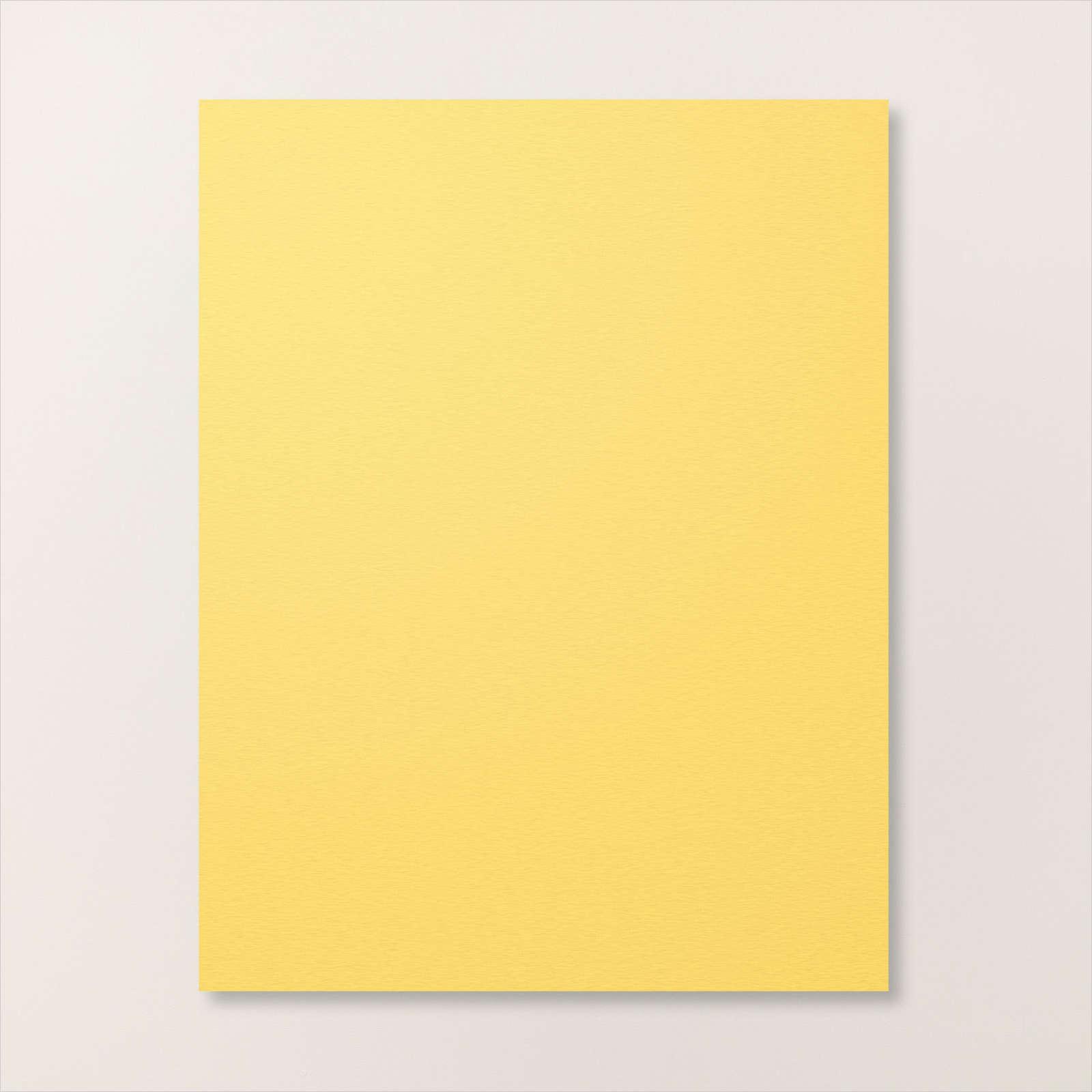 Daffodil Delight Cardstock