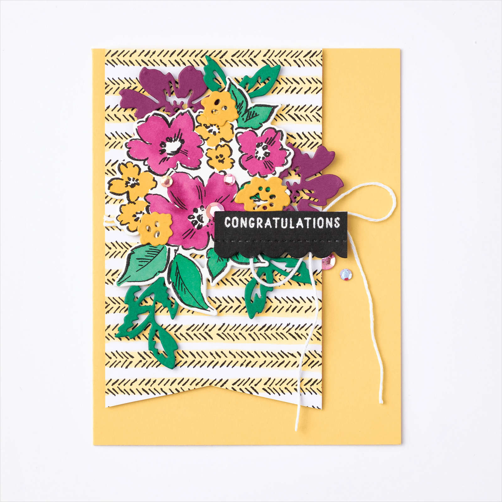 Annual Catalog - Hand-Penned Banner Card