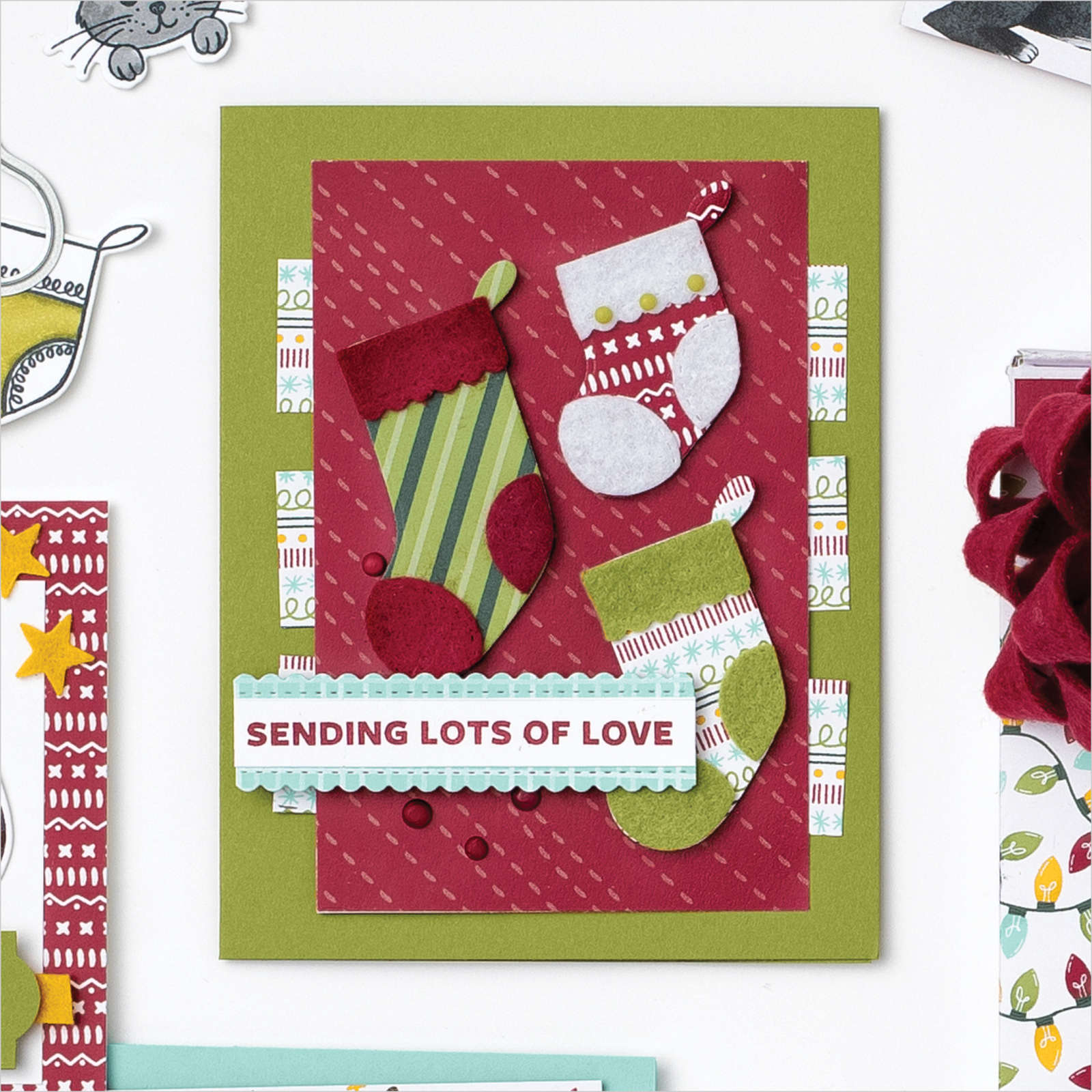 August-December 2021 Mini Catalog - SWEET STOCKINGS SUITE