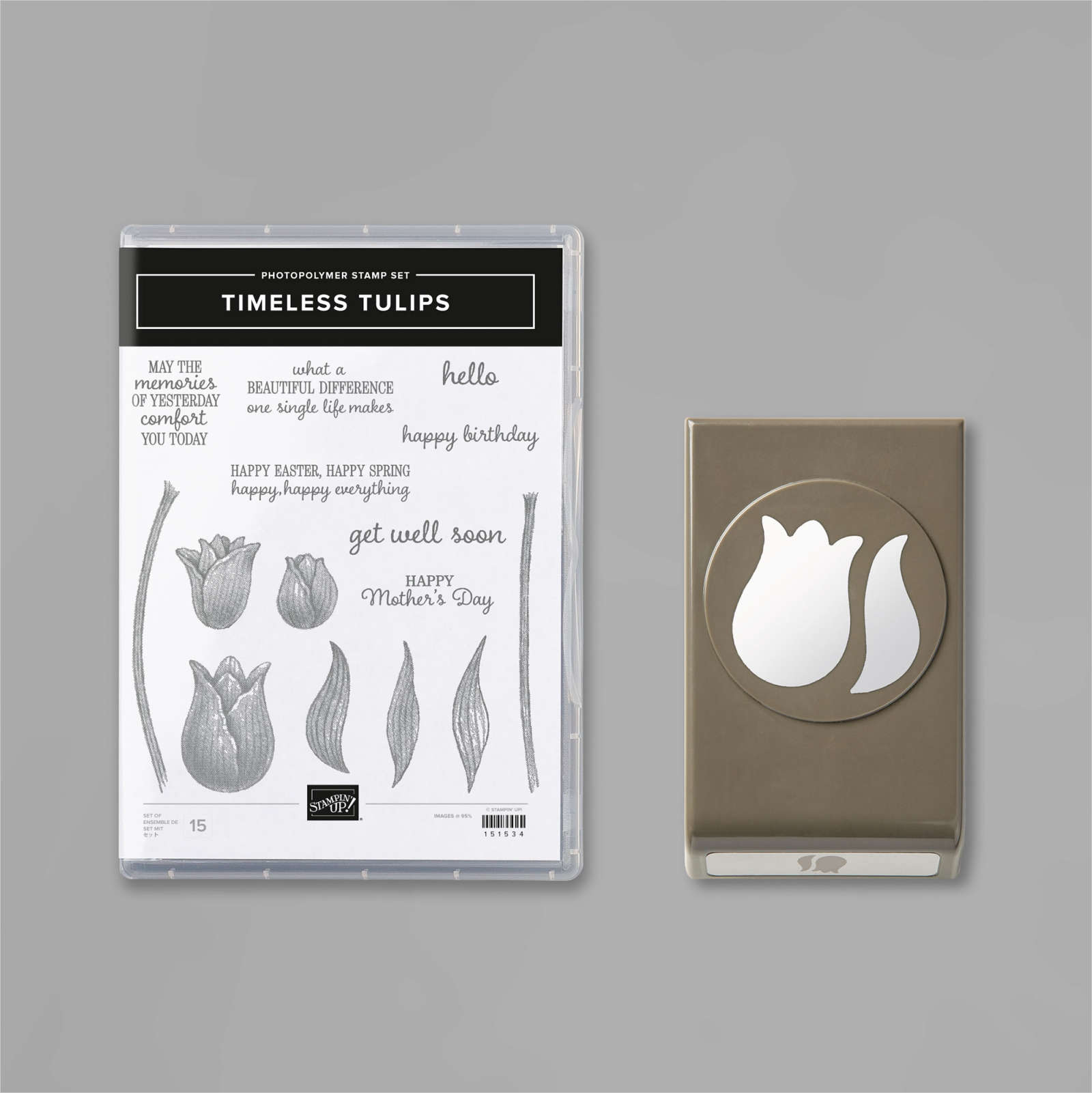 TIMELESS TULIPS BUNDLE #153793