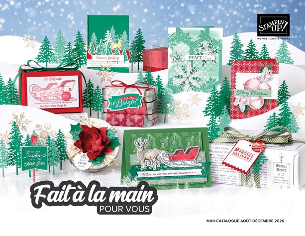 Mini-catalogue Août Décembre 2020