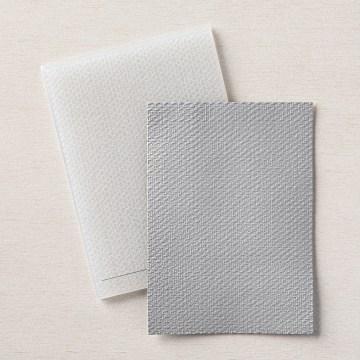 Tasteful Textile 3D Embossing Folder #152718