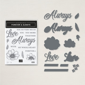 January-June Mini Catalog - Love You Always Suite
