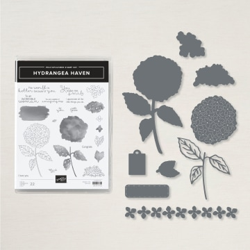 January-June Mini Catalogue - Hydrangea Hill Suite