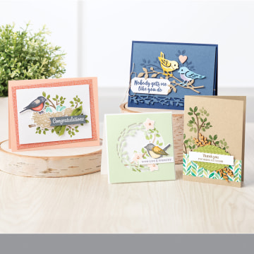 BIRDS & BRANCHES BUNDLE #154107