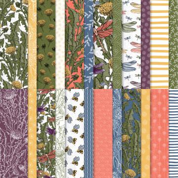 Dandy Garden Designer Series Paper #154297