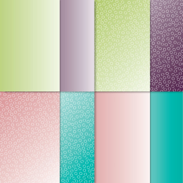 Oh So Ombre Designer Series Paper (Sale-a-Bration) #155225