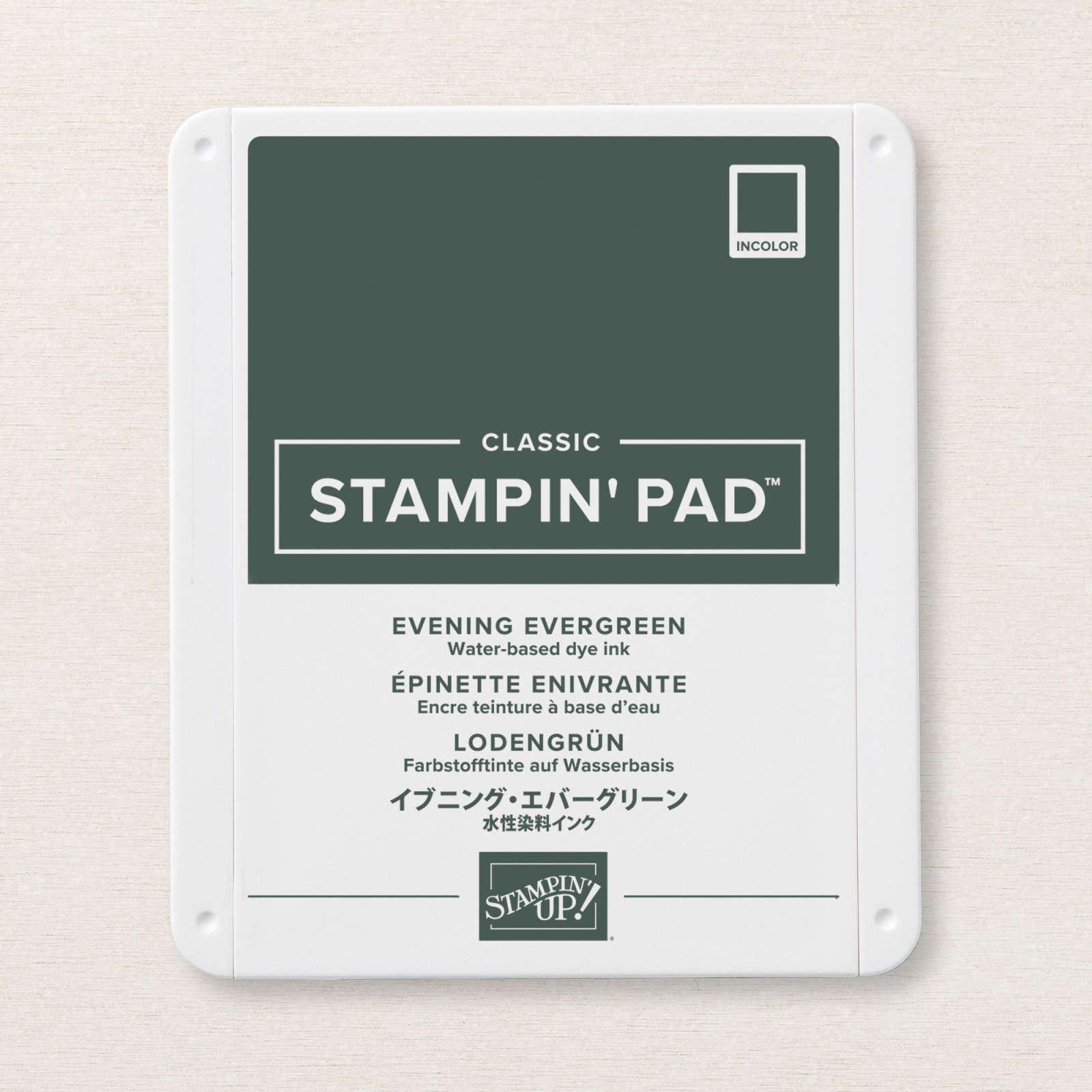 Evening Evergreen Classic Stampin' Pad