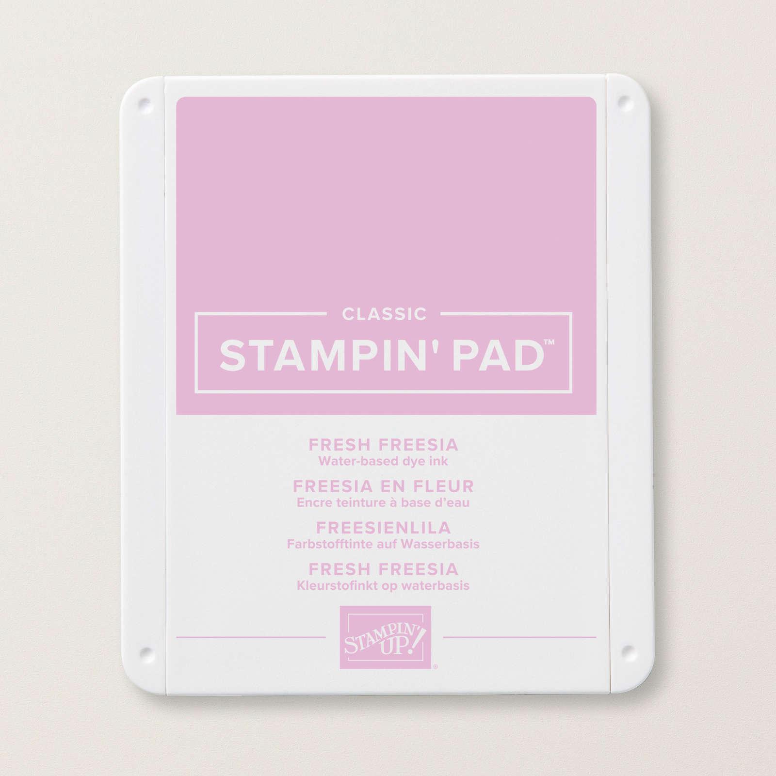 Fresh Freesia Classic Stampin' Pad