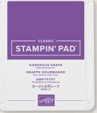 GORGEOUS GRAPE CLASSIC STAMPIN' PAD