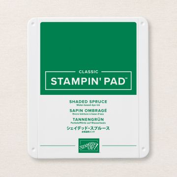 SHADED SPRUCE CLASSIC STAMPIN' PAD